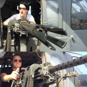 012 - Flight Line Tour! — in Djibouti